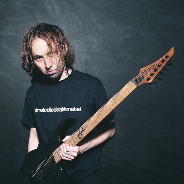 Sinpay(G/Vo)、スウェーデンSolar Guitarsとのエンドースを発表サムネイル